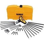 DeWalt 31 Piece Ratcheting Hex Key Set