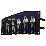 Irwin 5 Piece Fast Release™ Locking Pliers Set