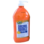 Orange Heavy-Duty Hand Cleaner