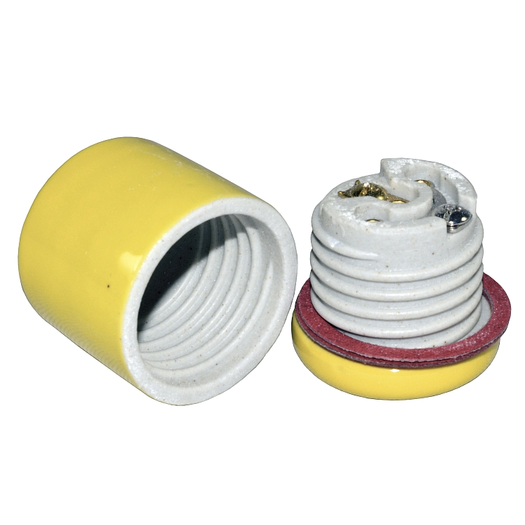Porcelain Socket for Heat Lamp