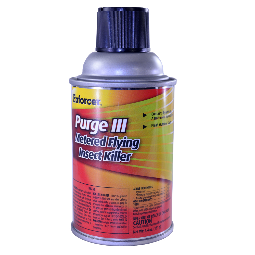 Purge III Metered Flying Insect Spray