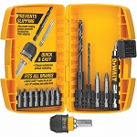DeWalt 15 Piece Rapid Load Drill & Driver Set