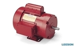 Leeson 1 1/2 HP 1725 RPM 56/145 Frame Farm Duty Motor