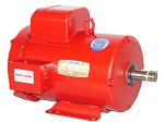 Leeson 5 HP 1725 RPM Farm Duty Motor