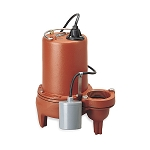 3/4 HP Liberty Sewage Pump