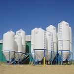Poly Bin Feed Tanks