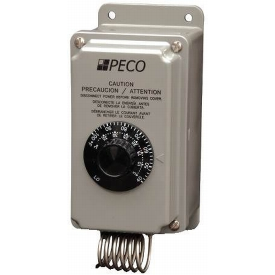 PECO TH109 2 Speed Thermostat
