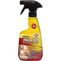Enforcer Flea & Tick Spray for Dogs & Cats