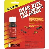 Enforcer Over Nite Pest Control Concentrate