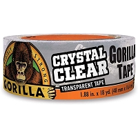 Gorilla Tape - Crystal Clear