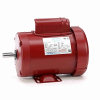 Leeson 1 HP 1725 RPM Farm Duty Motor