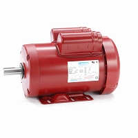 Leeson 2 HP 1725 RPM Farm Duty Motor