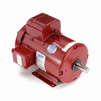 Leeson 3 Hp 1725 RPM 184 Frame Farm Duty Motor