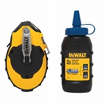 DeWalt Chalk Reel Kit w/ Blue Chalk