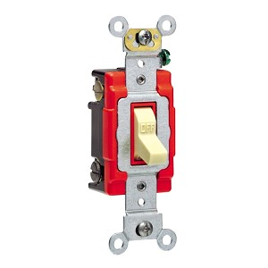 20 Amp Double Pole Light Switch | Agri Sales Inc