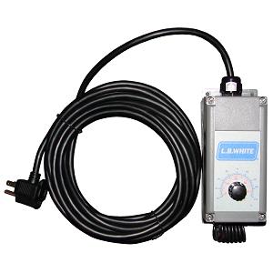 Lb White Remote Thermostat W 20 Cord 9454 Agri Sales Inc