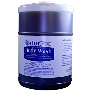 Deodorizing Body Wash 1 gallon Jug