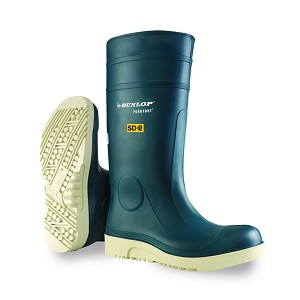 Dunlop Purofort Comfort Grip Boot