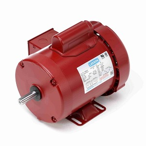 Leeson 1/2 HP 1725 RPM Farm Duty Motor