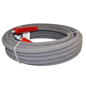 100' High Temperature Pressure Wash Hose