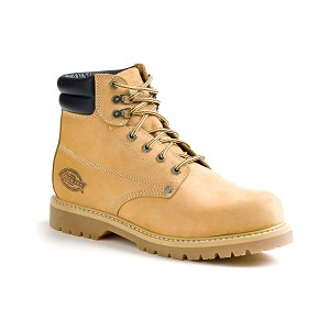 "Dickies Raider 6"" Work Boot - Wheat"