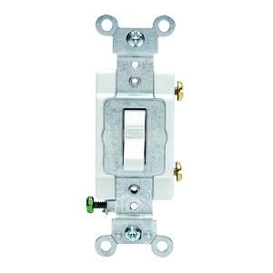 20 Amp Single Pole Light Switch | Agri Sales Inc
